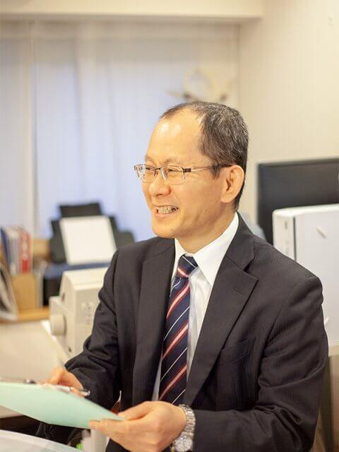 現場インタビュー 司法書士 坂本弥さん - 15